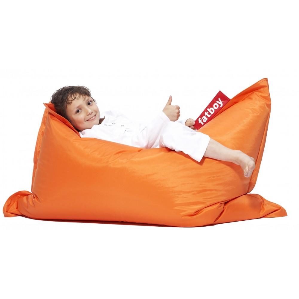 Pouf Original junior orange