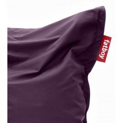 Housse violette Fatboy
