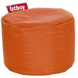 Pouf point orange Fatboy