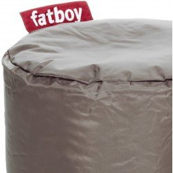 Pouf Point taupe