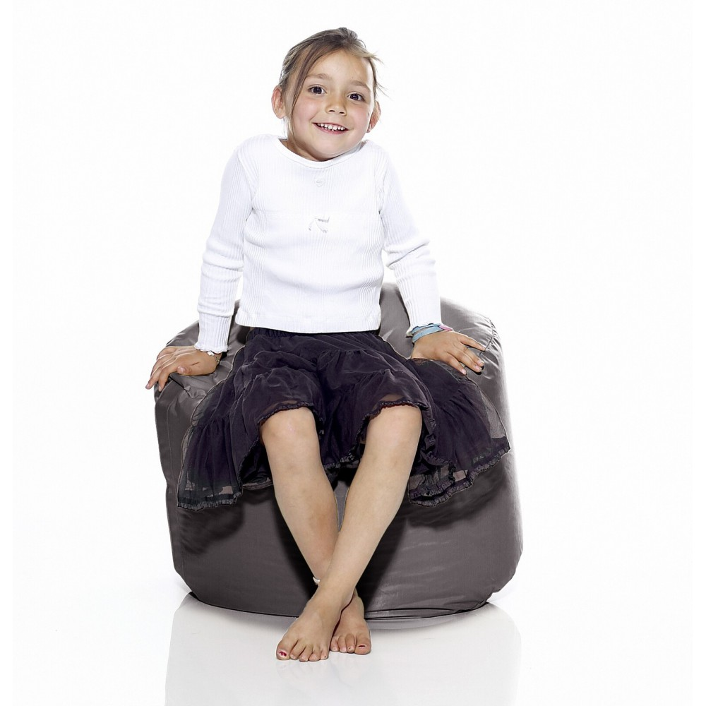 Pouf Fatboy rond taupe