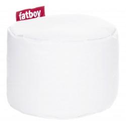Pouf rond blanc Fatboy
