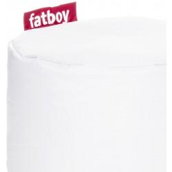 Pouf Fatboy point blanc