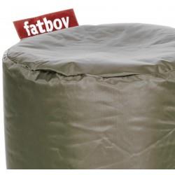 Pouf point Fatboy vert olive