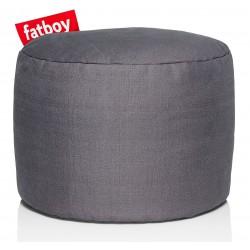 Pouf Point Fatboy gris foncé