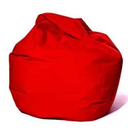 Pouf rouge Scuba XXL