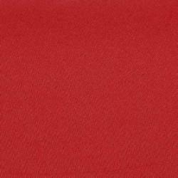 rouge pouf Scuba XXL