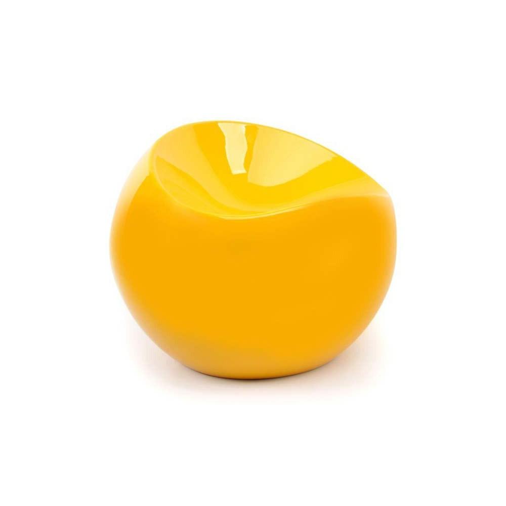 Ball chair jaune sunflower