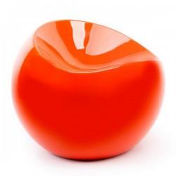 XL Boom ball chair orange sunrise