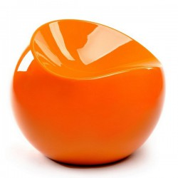 XL Boom ball chair orange