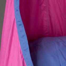 Nid enfant la siesta violet