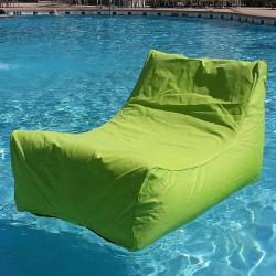 fauteuil piscine vert anis