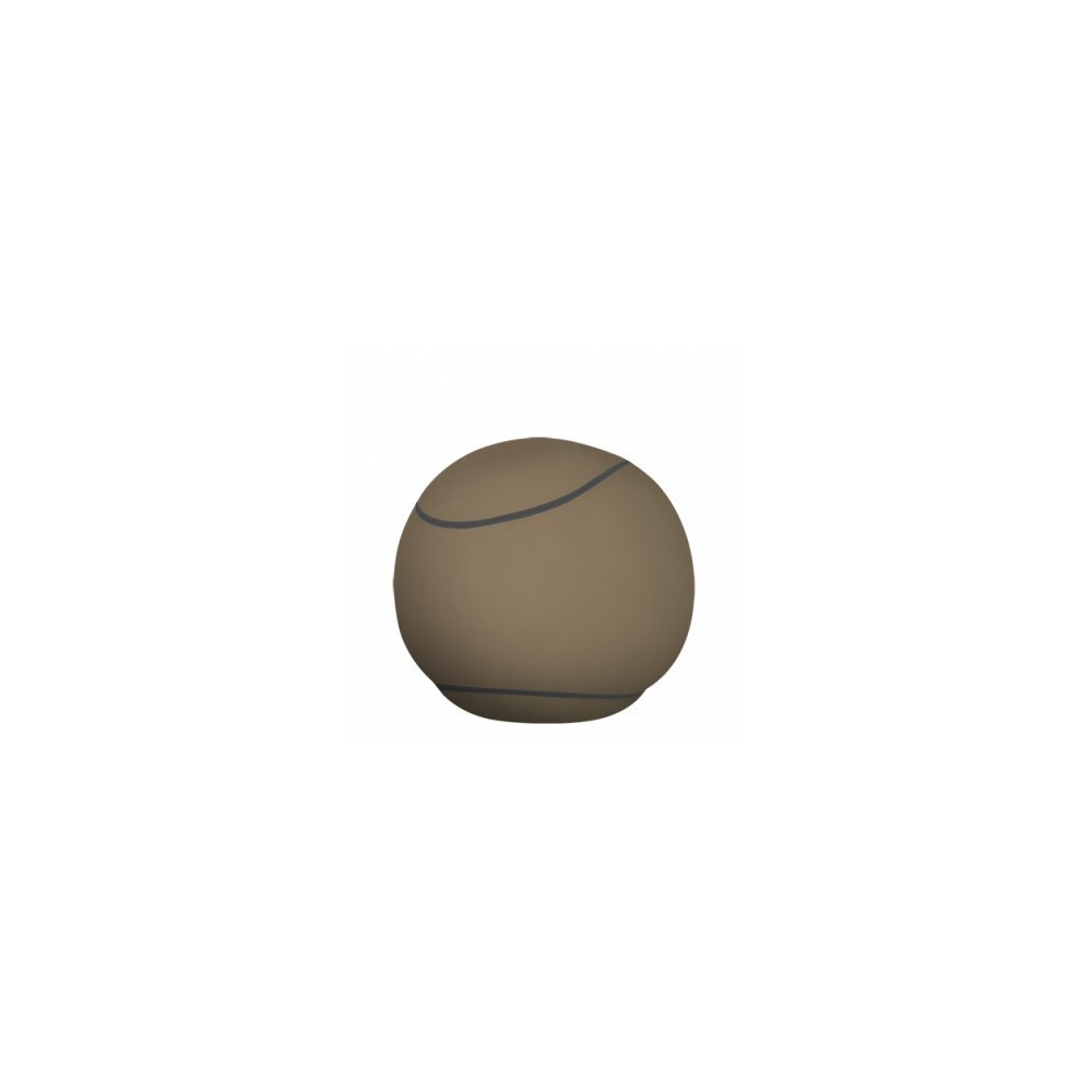 Pouf gris taupe - The Bool