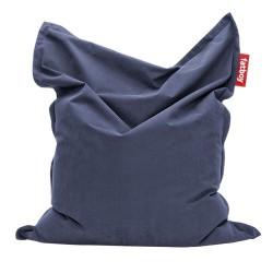 Pouf coton bleu Fatboy