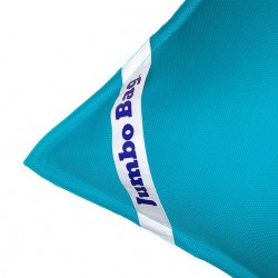Pouf piscine bleu jumbobag
