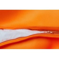 Pouf piscine orange jumbobag