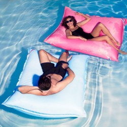 Pouf piscine swimming bag