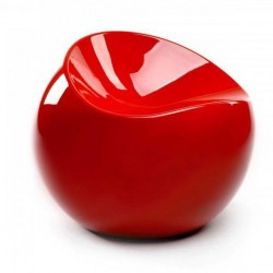 Baby Ball Chair rouge