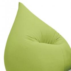 Pouf ergonomique vert