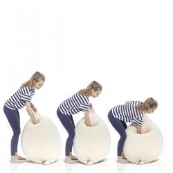 Pouf ergonomique