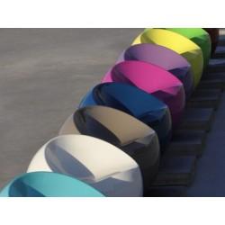 Ball chair jaune pouf XL Boom