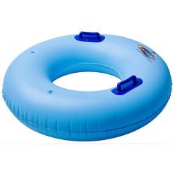 Bouée piscine bleue