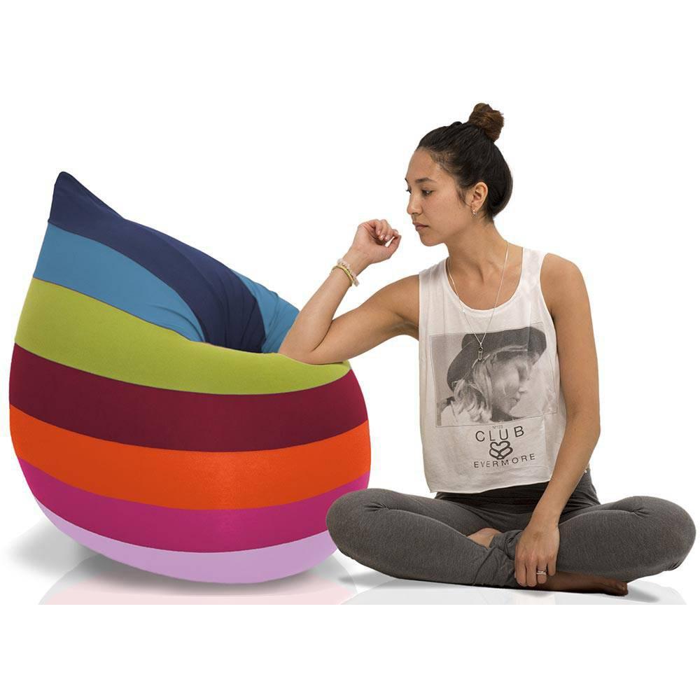 Pouf terapy multicolore