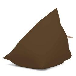 petit pouf brun