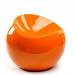 Baby Ball Chair orange pouf XL Boom