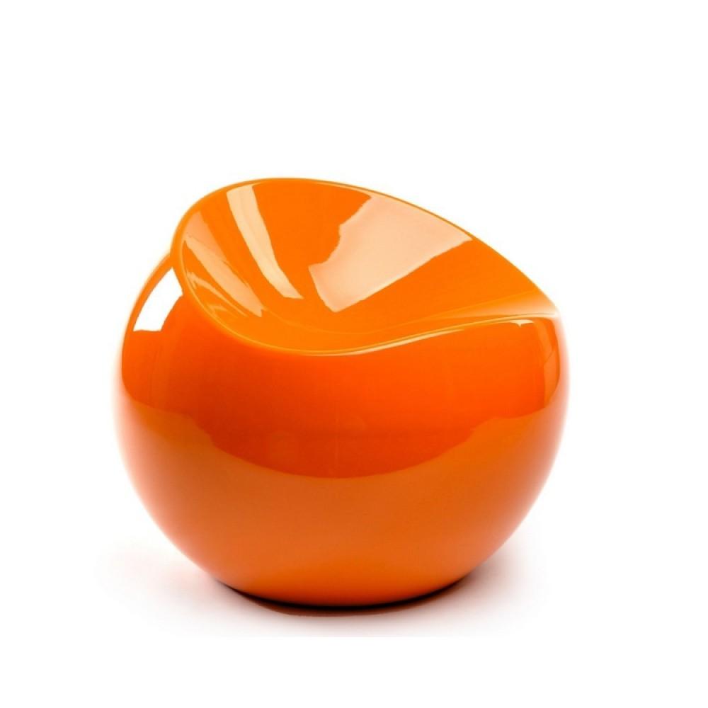 Baby Ball Chair orange pouf XL Boom