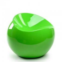 Baby Ball Chair vert flashy pouf XL Boom