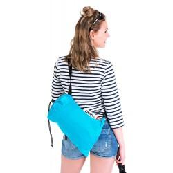 Lamzac bleu  sac portable Fatboy
