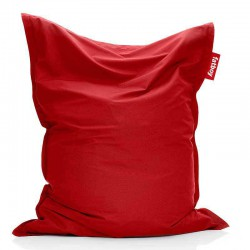 Pouf rouge outdoor