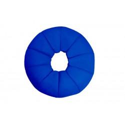 Pouf swimming donut bleu