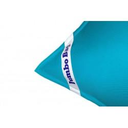 pouf piscine bleu swimming bag