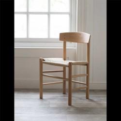 chaise élégante en bois