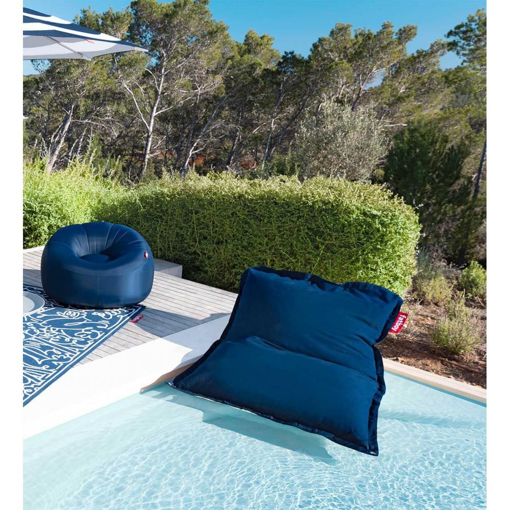 Pouf Fatboy piscine bleu