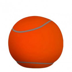 The bool orange