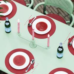table outdoor verte