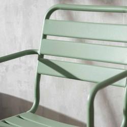 fauteuil jardin vert