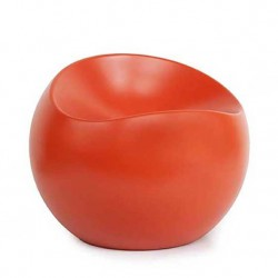 ball chair mandarine