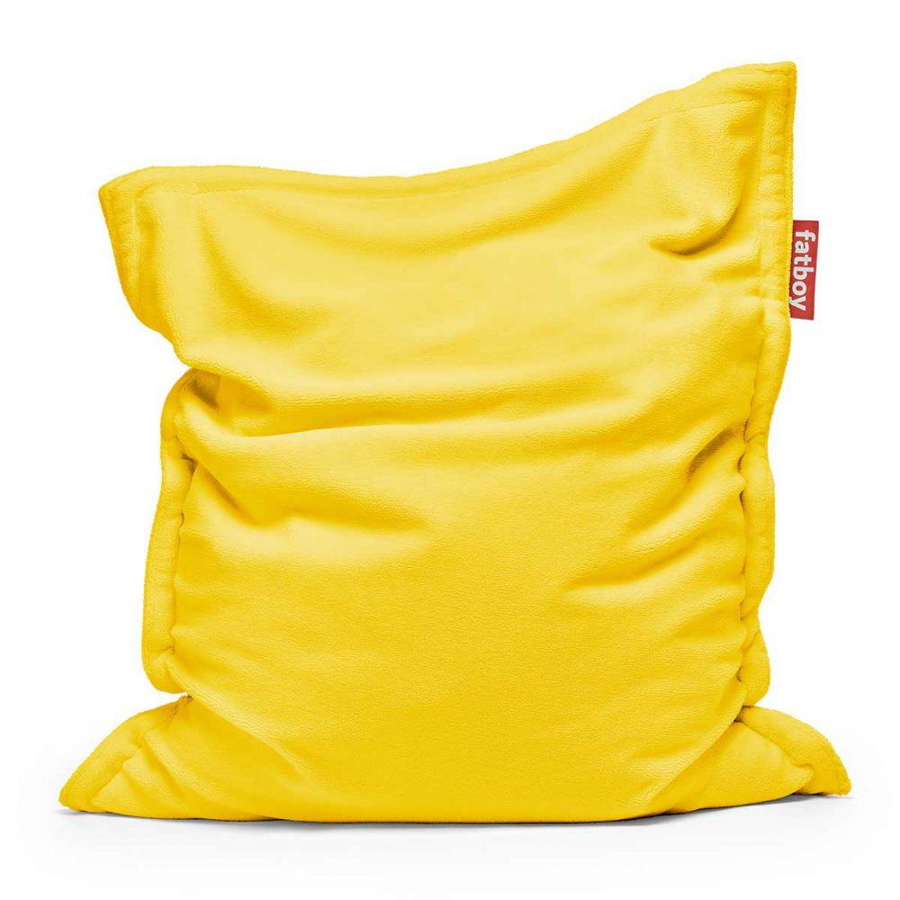Fatboy original slim teddy jaune
