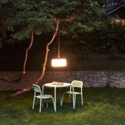 Lampe LED à suspendre rouge Fatboy
