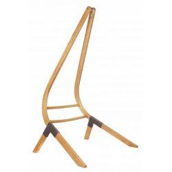 support d extérieur ou d'intérieur en bois pour chaise suspendue. hamac