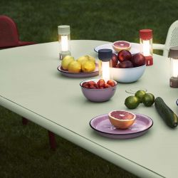 Tjoepke Lampe de table Envy green