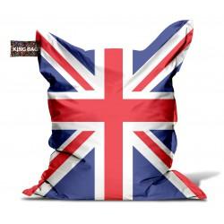 Pouf drapeau anglais