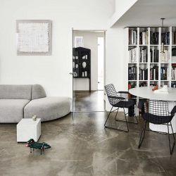 Kit coussins noir pour chaise HK Living