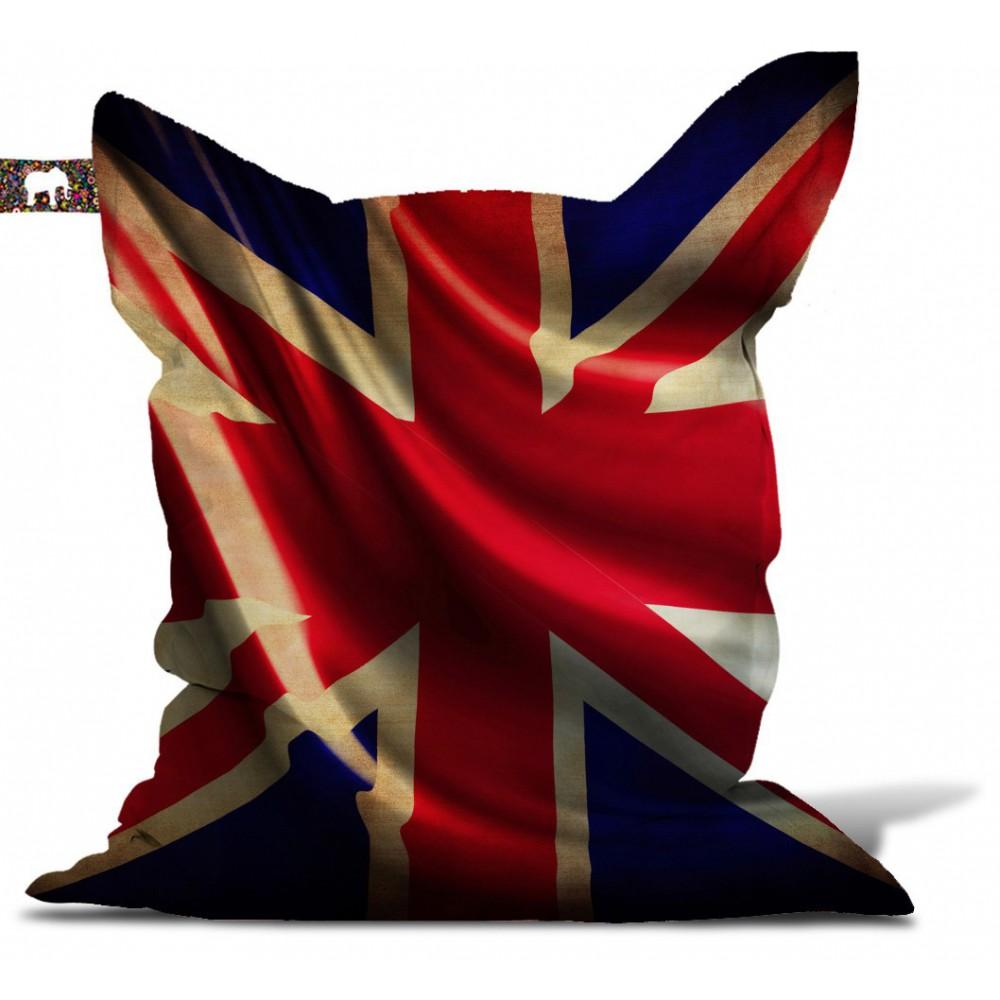Pouf drapeau Angleterre