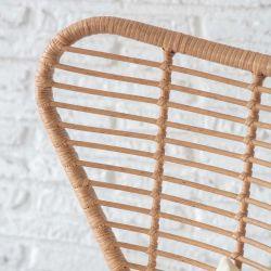Chaise bambou extérieur