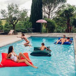 Jumbo Swimm junior UV Protect vert